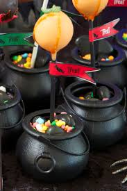 How To Make Halloween Cake Pops Halloween Cauldron Cake Pops Stand Tutorial U2014 Chic Party Ideas