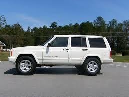 white jeep cherokee black rims 2000 jeep cherokee limited forsalebyslim com
