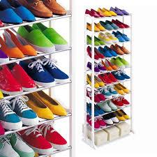 30 pair shoe cabinet amazing shoe rack idea living malaysia