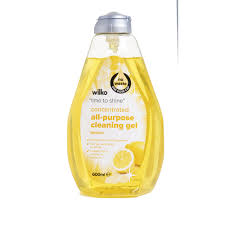 wilko concentrate all purpose cleaner lemon 600ml at wilko com