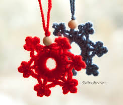 snowflake pattern christmas crochet patterns crochet