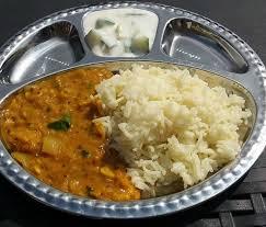 cuisine de fabrice menu végétarien indien préparé en 30 minutes dans la cuisine de