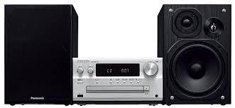 panasonic receivers home theater amazon com panasonic cd stereo system hi res sound source