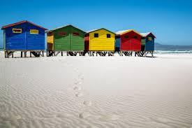 free stock photo of africa beach beach house