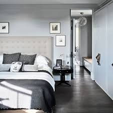 Black And White Interior Design Bedroom White And Grey Bedroom