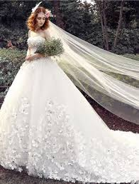 Vintage Ball Gown Strapless Tulle Wedding Dress With Detachable Cheap Wedding Dresses Bridal Gowns Online Veaul Com