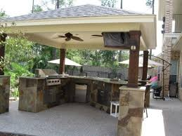outdoor kitchen ideas pictures kitchen covered outdoor kitchen outdoor kitchen countertops