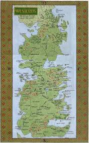 Essos Map Westeros Map Wallpaper Wallpapersafari