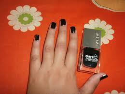 lakme absolute fast u0026 fabulous nail polish in black shivika