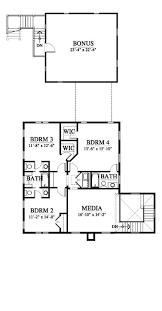 2nd Floor Plan Design 456 Best Home Floor Plans Images On Pinterest Dream House