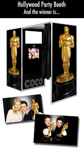 hollywood photo booth layout photo booths