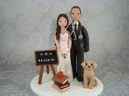 customized wedding cake toppers doctor customized wedding cake topper by mudcards