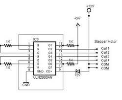 stepper motor getting very wrong driver or power supply