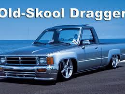 1988 toyota truck 1988 toyota custom trucks mini truckin magazine