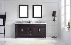 Bathroom Furniture Set Virtu Usa Victoria 72 Double Bathroom Vanity Set In Espresso