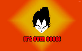 Its Over 9000 Meme - it s over 9000 wallpaper meme wallpapers 9967
