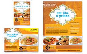 cara membuat brosur makanan contoh brosur restoran makanan penggugah selera