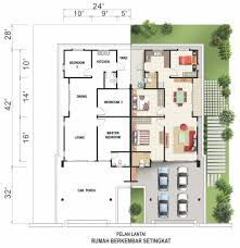 single storey semi detached house floor plan single storey semi detached house floor plan