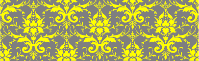 damask light gray and yellow clip art at clker com vector clip