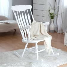 Nursery Room Rocking Chair White Rocking Chair Hixathens