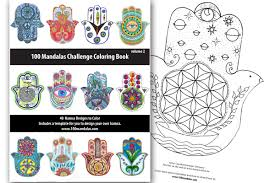 book free download download how to draw mandalas and the 100 mandalas challenge