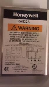 problem with replacement ra832a switching relay doityourself
