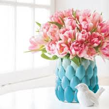 Creative Flower Vases Craft A Can Into A Pretty Vase Flower Crafts All You