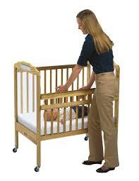 Foldable Baby Crib by Crib Safety Rail Baby Crib Design Inspiration