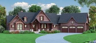 craftsman farmhouse plans top three craftsman house plans the house designers