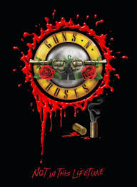 Guns And Roses - not in this lifetime tour