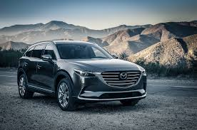 new mazda suv 2016 mazda cx 9 epa rated up to 22 28 mpg motor trend