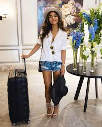 Louisiana traveling outfits images Pia muehlenbeck celebrities faces pinterest airport outfits jpg