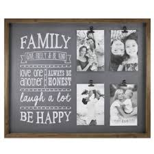 buy family wall frame from bed bath u0026 beyond