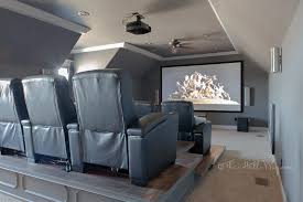 klh home theater system home theater u2013 final reveal the hall way