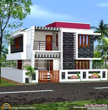 2 Story Houses 3 Bedrooms Duplex 2 Floors House Design In 220m2 10m X 22m2 Floor