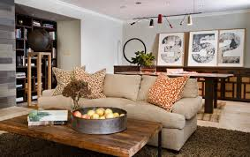 Sofa Table Against Wall David Mitchell U0027s Cool And Calm In Arlington Dc By Design Blog