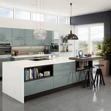slate blue kitchen cabinets colorful kitchens kitchen island designs slate blue kitchen