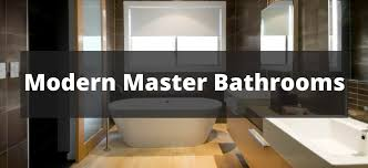 bathroom designs modern modern master bathroom designs with 120 sleek ideas for 2018
