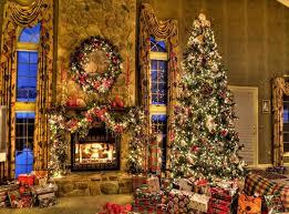 christmas fireplace backdrops cheminee website