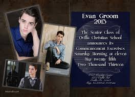 senior graduation announcement templates best compilation of high school graduation invites you can modify