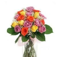 multicolored roses pinaygifts multicolored roses