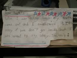 thanksgiving letter to husband the 9 most adorable and heartfelt letters to the tooth fairy