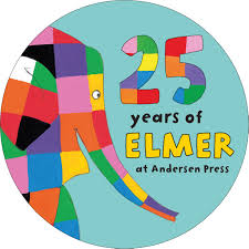 25 years of elmer at andersen press