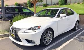 white lexus new 2014 lexus is 250 u2013 my automotive adventures