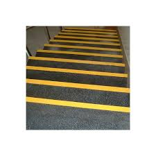 stair tread covers standard color is dark gray with a bright