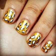 cheetah leopard print nails u2013 thesassylife