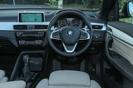 Bmw Interior Options Bmw X1 Interior Autocar