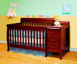 Baby Crib And Dresser Combo by Afg Kimberly 4 In 1 Convertible Crib And Changer Combo 518