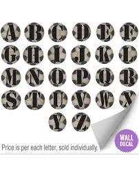 wall letters kids nursery decor soccer ball alphabet stickers soccer ball sport alphabet wall letter vinyl decal stickers