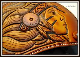 leather motorcycle helmet motorcycle helmet hand tooled factory indian motorcycle helmet
